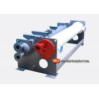 Liquid / Stainless Steel / Titanium Heat Exchanger Shell And Tube Design Strong Adaptability Manufactures