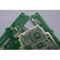 Green Solder Mask PCB 1 - 14 Layer High TG Multilayer Printed Circuit Board 0.5 - 6oz Manufactures