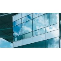 Transparent Low Emissivity Glass , Low-E Glass For Skylight , Sightseeing Elevator Manufactures