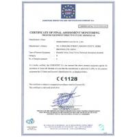 Hebei Diefei Valve Co., Ltd. Certifications