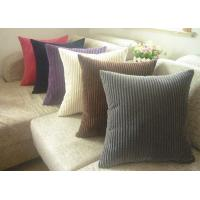Embroidered Velvet Sofa Pillows Manufactures