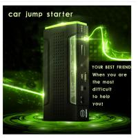 auto engine booster charger car jump starter portable multifunction power bank Manufactures
