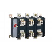NH3 Switch Fuse Isolator , 160A - 630A Fixed 3/ 4 Pole Isolator Switch Manufactures