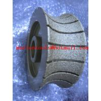 China vacuum brazed diamond profile wheels on sale