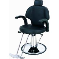 Portable All purpose barber chair with PU armrest;black barber chair for sale;hot sale barber chair for UK