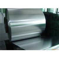 Hot Rolling Cast Hydrophilic Soft  Freezers Aluminum Foil Roll Stock Hi-Tensile Strength Manufactures