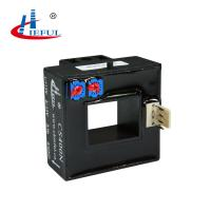 Welding Machine Hall Effect Precision Current Transducer 4V Output Window 22 X16mm