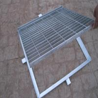 A Grade Steel Grating Drain Cover Hot Dipped Galvanized Q235 Material Manufactures