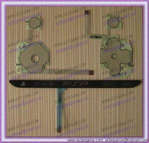PSPE1000 D-Pad L Key Volume Cable Kit  PSP E1000 repair parts Manufactures