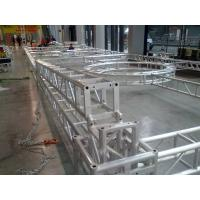 China Square Aluminum Performance Stage Lighting Truss 300 X 300mm on sale