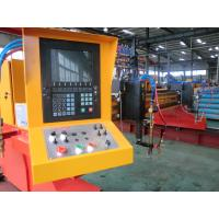 Automatic Pipe Cutting Machine Cnc Plasma Cutting Machine 3000 x 12000 Manufactures