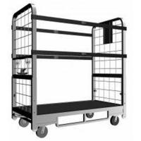 Folding Rolling Carts With Powder Coating Surface Manufactures