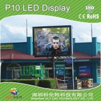 Outdoor LED Display Board (CLT-P10) Manufactures
