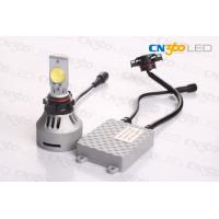 2800LM 6500K 35W H16 Led Headlight Conversion Kit , Canbus LED Lamp Error Free Manufactures
