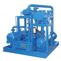 China 600 L/S Liquid Ring Vacuum Pump Equipment Stable Performance Easy Maintenance on sale