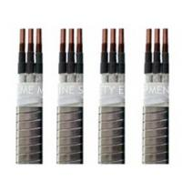 Quality EPDM Insulated Monel Armored 5KV ESP Cable for sale