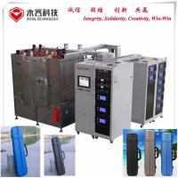 China Vacuum Flask Copper Plating Equipment,  Copper Sputtering Deposition System, TiN and TiC Vacuum Plating on sale