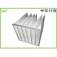 Customzied Replacement Air Filter Bag Type Synthetic Fiber Filter Media Manufactures