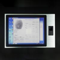 Buy cheap Fingerprint 4G Industrial Touch Panel PC 15 Inch Built - In 8000mah Battery from wholesalers