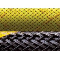 ISO Heat Proof Wire Loom , Fire Resistant Cable Sleeves For Wire Harness Protection Manufactures