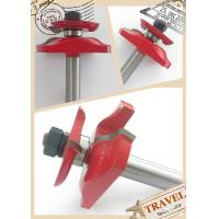 Raised Panel Router Bit with Backcutter 15/16 Depth- Ogee -1/2 shank