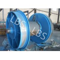 Professional Offshore Winch Lebus Grooved Drum 10m-10000m Rope Capacity Manufactures