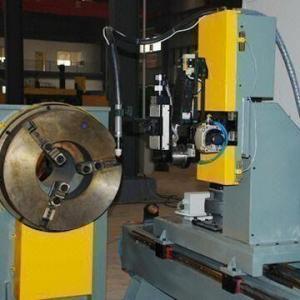 CNC Pipe Cutting Machine with Plasma Cutting Manufactures