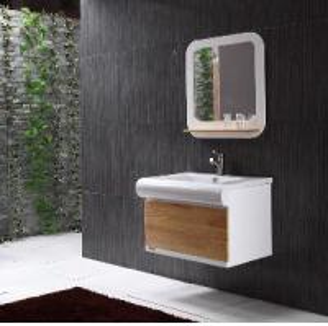 Solid Wood Bathroom Cabinet / Furniture / Vanity (MJ-061) Manufactures