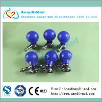 Multi-functional Suction ECG electrodes,adult ECG chest electrodes Manufactures