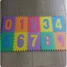 Buy cheap Good quality digital 0-9  Eva mat from wholesalers