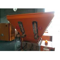 Plastic Resin Gravimetric Mixer Machine 50 KG Weight Scale For Extruder Manufactures