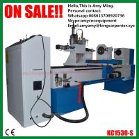 high quality KC1530-S cnc lathe machine for processing cylinder Manufactures
