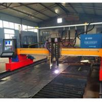 China Multi Functional CNC Plasma Cutting Machine Gantry Structure CE Certificated on sale