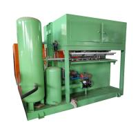 Recycled Paper Egg Tray Making Machine Pulp Molding Machine Energy Saving Manufactures