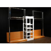 Durable Metal Display Racks Clothing Boutique For Men Retail Shop Display Manufactures