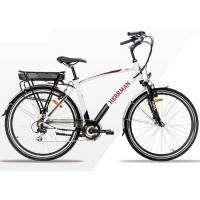 China City Electric Powered Bike With Light Weight Intelligent Brushless Controller on sale