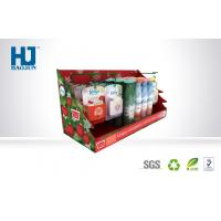Buy cheap Environmental Counter Display Boxes , 350g CCNB Cardboard Display Counter from wholesalers
