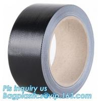 Strong Gauze Fiber Repair Sealing Joining Duct Tape PVC Cloth Duct Tape,silver Aluminum Foil duct insulation Tape price Manufactures