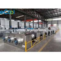 Low Temperature Air Cooled Evaporator For Refrigerator Cold Room Storage for sale