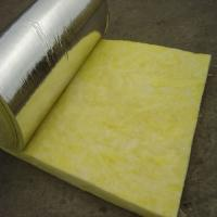 Quality Sound Insulation Glass Wool Blanket for sale