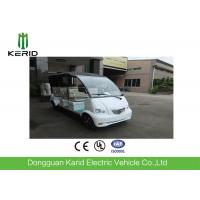 Buy cheap DC Motor 8 Seats 4kW Electric Tourist Vehicles For Public Transportation Purpose from wholesalers