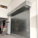 Aluminum Sliding Door Roller Shutter Door for Trucks/Vehicles/Buildings etc Manufactures