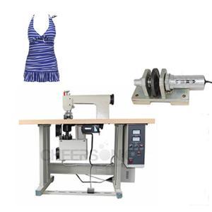 High Power Ultrasonic Sewing Machine For Business 600-1500 Watt Manufactures