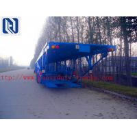 China Electric System 5000kg Logging Semi Trailer Trucks For Transporting Log / Wood / Timber on sale