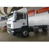 Buy cheap Light Weight Tractor Head Trucks 10 Wheels Tractors And Trucks Easy Maintenance from wholesalers