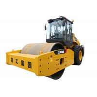 Quality 30000kg Single Drum Vibrating Road Compaction Equipment For Road Construction for sale