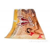 Sexy Girl Full Color Summer Beach Towels Quick Dry Soft Touch