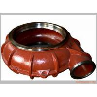 Aier Cast Iron Cover Plate Liner , Frame Plate Liner High Chrome Material Manufactures