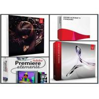 China Adobe Key Code For Adobe Creative Suite 6.0 Master Collection on sale