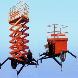 China Hydraulic Mini Scissor lift table on sale